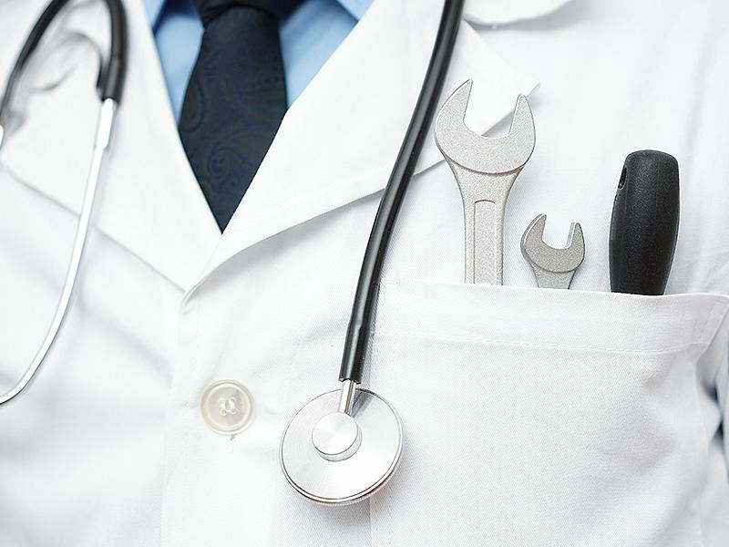 Акция от медицинского центра