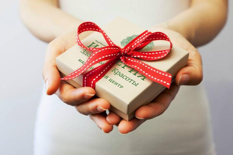 Подарочные сертификаты на День влюбленных, 23 февраля и 8 марта