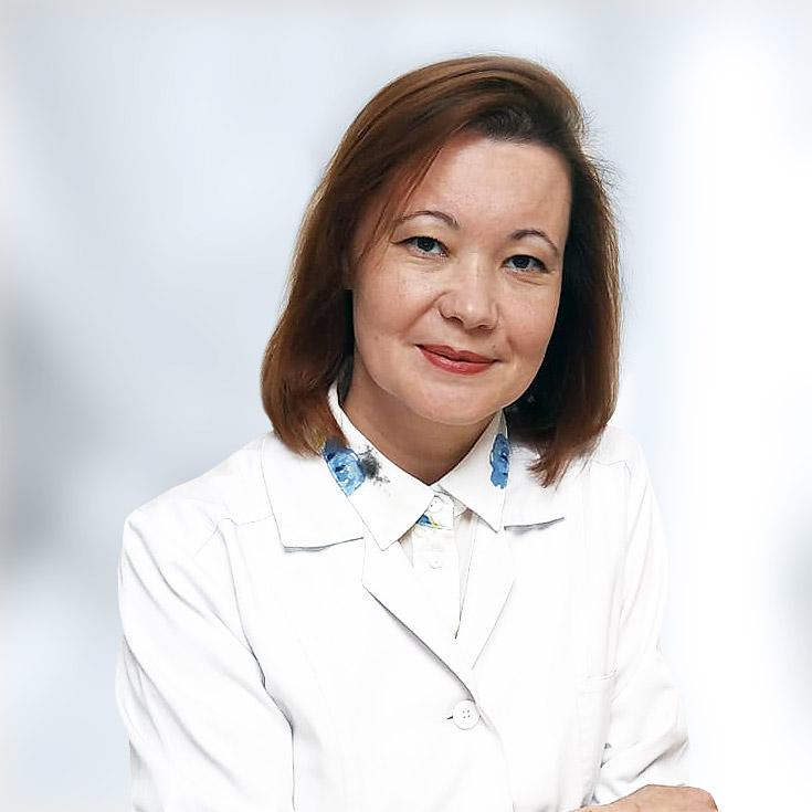 Морозова Анна Николаевна
