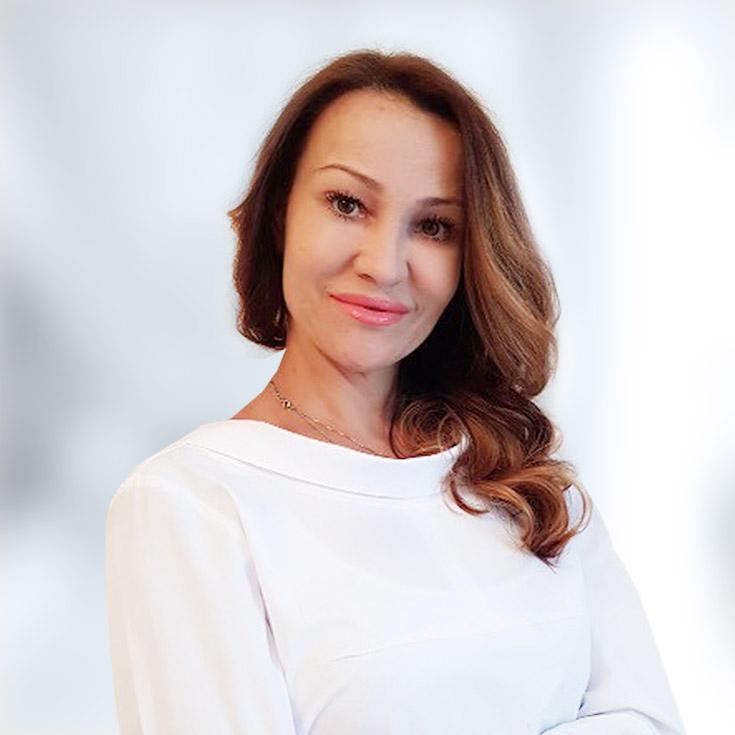Настенко Елена Геннадиевна