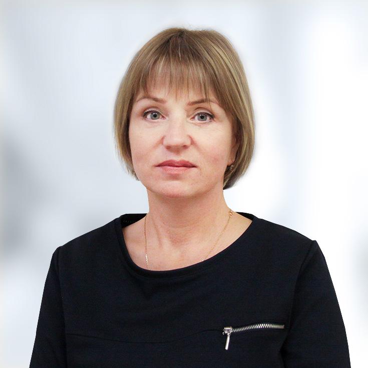 Балабас Инна Федоровна
